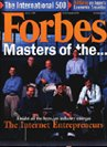 Cover of Forbes July 98 Issue